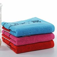 Wholesale Face Towel Cotton Soft Colorful Quilt Skin friendly Comfortable beautiful towel ymyc