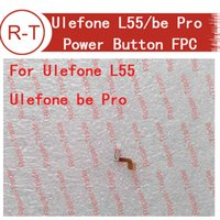 Wholesale Ulefone be Pro power button Original on off flex cable for Ulefone L55 and Ulefone be Pro cell phone In Stock