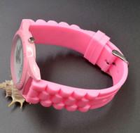 animal brand watches - Fashion Brand Women Men Unisex Animal crocodile Style Dial Silicone Strap Analog Wrist watch