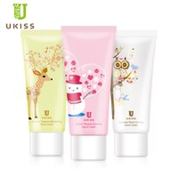 Wholesale UKISS Perfume Hand Cream g Hand Care Body Wetting A Delicate Smell Three Kinds