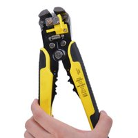 Wholesale Hot Sell Automatic Cable Wire Stripper Crimping Pliers tool Multifunctional Electrician Essential Tool