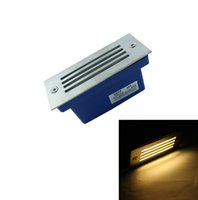 Wholesale W led corner wall lamp AC85 V Led wall lamp Waterproof IP65 Recessed Indoor Outdoor Wall footlights Light