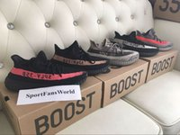 big bodies - DHL Free SPLY V2 Correct Version Big size Mix Beluga Black Grey Kanye West V2 BOOST Running Shoes with Box Receipt Socks Keychain
