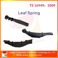 automotive air suspension - Z Types Leaf Spring Used in Air Suspension Parts in Truck Trailer Suspension Automotive Leaf Springs