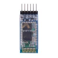 Wholesale Transceiver Module Bluetooth HC Pin Wireless Bluetooth RF Transceiver Module Serial For Arduino