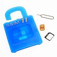 Wholesale NEW RSIM R SIM V18 Unlocking Card for iOS X X X X iPhone S S