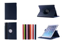 best new ipad folio case - Best Price For Apple iPad Rotate The New iPad ipad air ipad ipad mini Retina Rotating Magnetic PU Leather Case Smart Cover case