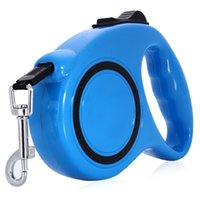 Wholesale Retractable Dog Leash lead Nylon ABS Pets Cats Puppy Leash Lead Automatic Retractable Walking Lead for Small and Medium Pets