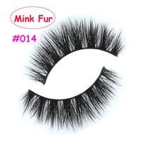 Wholesale Real Mink Natural2017 new Thick False Fake Eyelashes Eye Lashes Makeup Extension Beauty Tools