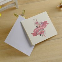 Wholesale Hot wholsales Simple style Christmas Thanks giving Festival giving dating gift Cards