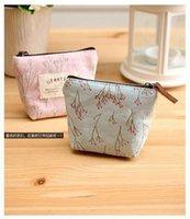 bale cards - Canvas Clutch Bag Handbag File Pocket Coin Purse key case Cosmetic Bags Debris Bag Storage Bag Bale Zipper Polyester Fiber Liner linning