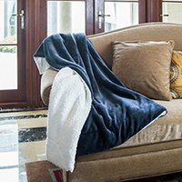 best throw blankets - Pisen Best Sherpa Blanket Throw Blankets Bed Blankets Soft Cozy and Warm Reversible Textured Fuzzy