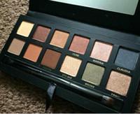 Wholesale 2017 Chirtmas branded eyeshadow Colletion Color eye shadow eyehadow palette