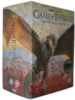 Wholesale 2016 Game of Thrones The Season Disc Set Uk Version Region Boxset New