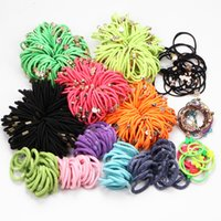 batch offering - Special offer Hair rope mixed batch of clearance head ornaments to small gifts small gifts heart gifts