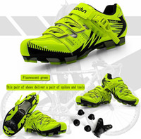 Wholesale FTIIER New men s self locking shoes autumn and winter cycling bike mountain bike shoes