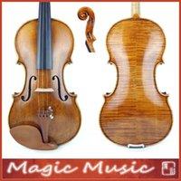 amati violins - Years Old Spruce Copy of a th Century Italian Violin Amati Concerto Level Handmade Oil Varnish