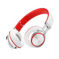 Wholesale Sound Intone HD20 Stereo Lightweight Folding Headsets with Microphone for Iphone Smartphones Laptop Wired Music