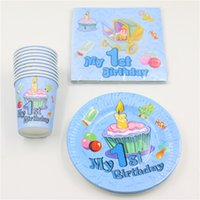 Wholesale my st birthday party decorations kids evnent party supplies party decoration people use