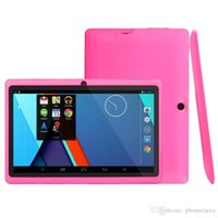 low price android tablet - 2016 Low price inch tablet pc Q88 A33 with Bluetooth dual Camera quadl core android In Stock
