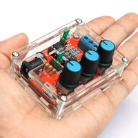 adjustable frequency generator - Function Signal Generator DIY Kit Sine Triangle Square Output Hz MHz Signal Generator Adjustable Frequency Amplitude XR2206