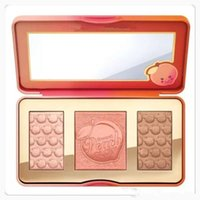 Wholesale New Arrivals hot new Sweet Peach Glow infused Bronzers Highlighters makeup blush palette