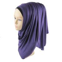 Charmant Nouveau Fahsion Musulman Shimmer Hijab Femmes Glitter Shawl Echarpe Mutil Mélangé Coloré Vente en gros Livraison Gratuite