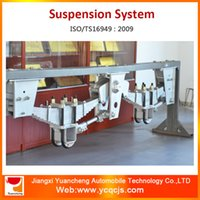 american air systems - American Type Heavy Truck Suspension System Trailer Suspension Parts