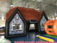 Wholesale Customized Waterproof PVC inflatable pub event tent inflatable pub bar house for Europen Markets