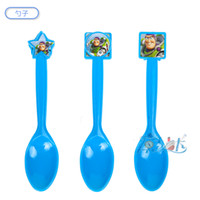 baby suppliers - spoon fork knife toy story birthday kids baby party paper kids birthday suppliers Theme Supplies Decoration