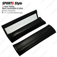 Wholesale Car Truck Embroidered Seat Belt Shoulder Cover Pads for Mixed Logo Order