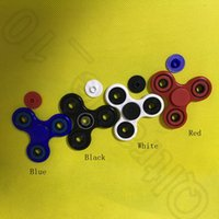 Wholesale HandSpinner Fingertips Spiral Fingers Decompression Anxiety Toys Hand Spinner Stainless Steel Desk Focus Toy High Copy OOA1142