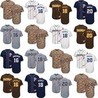 austin size - San Diego Padres Jerseys size S XL XL NEW Flexbase Cool Base Carlos Asuaje Austin Hedges Travis Jankowski