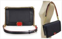 discount designer handbags - Christmas Discount Sale Women Leather Crossbody Designer Handbag Cover Plaid Chain Ladies Shoulder Bags Classic Messenger Bags