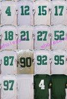 bay hawk - Newest Men s Green Bay Cobb Raji Hawk Rodgers Jennings Woodson Matthews Driver Elite Jerseys Football Jerseys