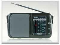 Wholesale TECSUN R High Sensitivity FM Radio MW SW Radio Receiver With Built In Speaker