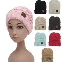 Cheap Boy Kids Knitting Beanies Best Winter Crochet Hats Kids Knitted Hats
