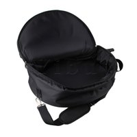 Wholesale Yibuy Inch D Waterproof Oxford Cloth Soft Padding Snare Drum Bag Black
