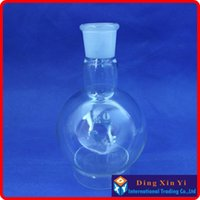 Wholesale ml single neck round bottom flask Boiling Flask round bottom short neck standard ground mouth