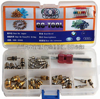 Wholesale uto Replacement Parts Air conditioning Installation high quality automotive air conditioning valve core air hose filling nozzle n