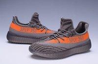 Wholesale 2017 Adidas Yeezy Boost V2 Beluga Sply Black White Men Women Running Shoes Kanye West Yezzy Boost Yeezys Yzy Season