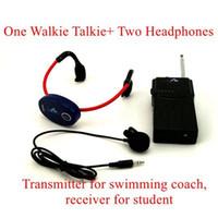 aquatic equipment - Top Rated Bone Conduction Headset for Swimming Training and Aquatic Sports Waterproof Bone Conduction Swimming Pool Equipment