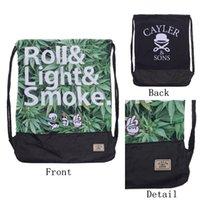 Wholesale Cayler Sons Backpacks Outdoor Sport Military Tactical Backpack Molle Rucksacks Camping Trekking Bag backpacks Free DHL Fedex