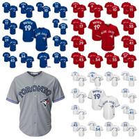 Cheap Baseball Baseball Jerseys Best Boys Short Toronto Blue Jays Jersey
