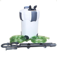 Wholesale SUNSUN HW W L H STAGE AQUARIUM EXTERNAL CANISTER FILTER Water Pump GPH UP TO GALLON AC220 V