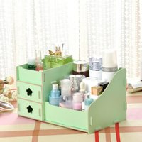 Wholesale Home cosmetics DIY storage box jewelry storage box desktop office supplies storage box