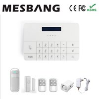 alarm system control panel - Home wireless GSM Alarm System Security Alarm System Bugar alarm With Touch panel and APP control