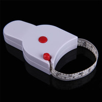 Wholesale 60 Inch M Retractable Measuring Ruler Tape Measure Sewing Cloth Dieting Tailor Portable centimeter inch tape measure