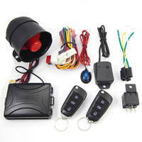 Wholesale Brand New Anti hijacking CA703 One Way Remote Control Car Alarm Systems Security Key for Toyota CAL_103