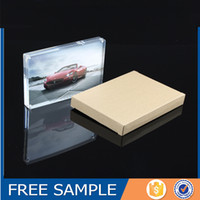 Display Racks acrylic block picture frames - Magnetic Mini Acrylic Photo Frame Acrylic Photo Picture Frame Acrylic Photo Block with three size